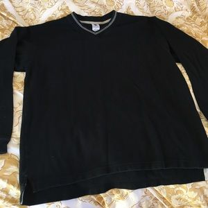 Columbia black pullover jacket